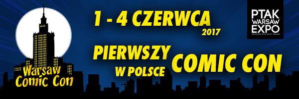 Warsaw Comic Con 2017