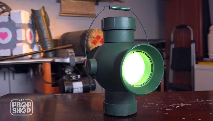 Bateria mocy Zielonej Latarni