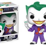 "Joker - Figurka POP - ""Batman: The Animated Series""."