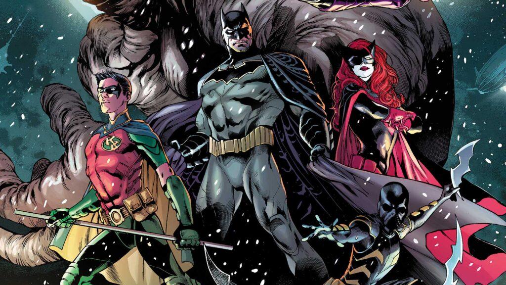Rise of the Batmen