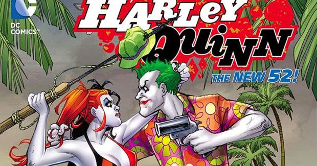 Harley Quinn Zamotana
