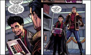 Damian ubiega Supermana