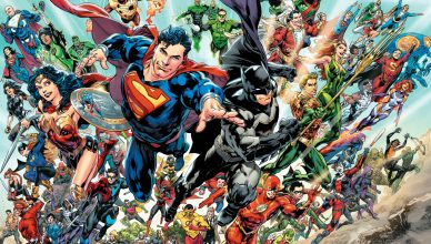 Serie DC Comics Rebirth
