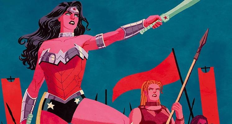 Wonder Woman Tom 6 Kości
