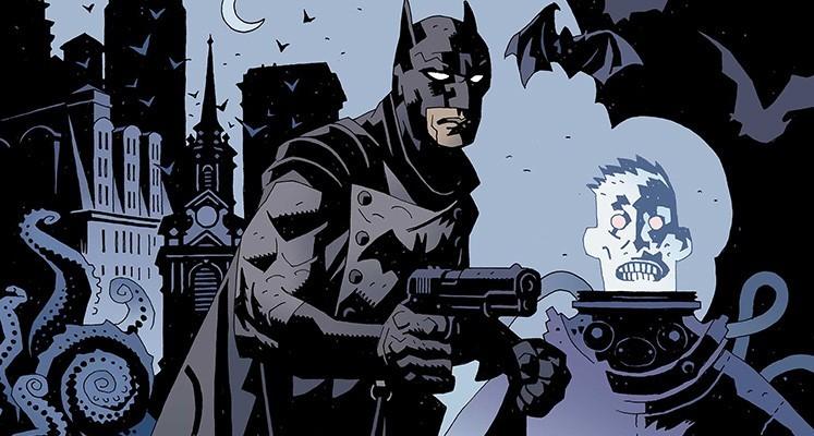 Batman Zagłada Gotham