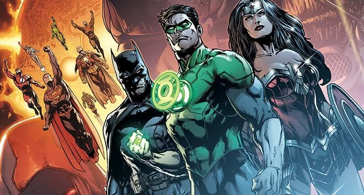 Liga Sprawiedliwości tom 7 Wojna Darkseida