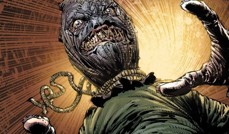 Scarecrow - Strach na Wróble - DC Comics