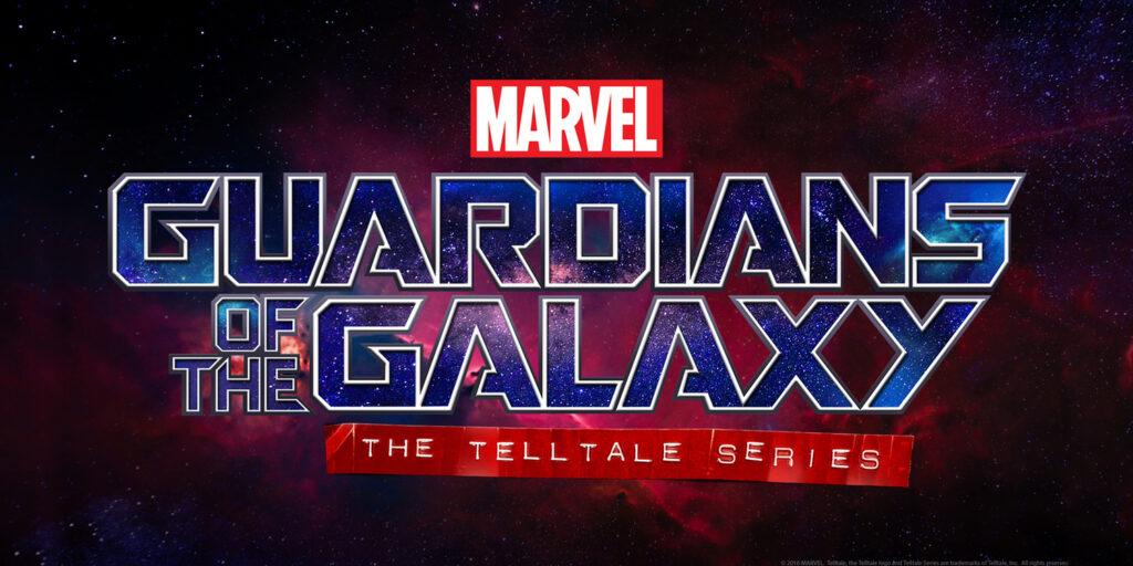 Logo Guardians of the Galaxy od Tellatale