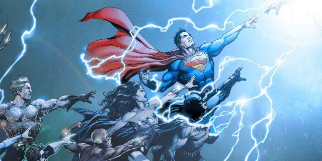 Uniwersum DC Comics Odrodzenie