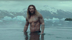 Jason Momoa w roli Aquamana