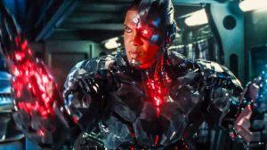 Ray Fischer jako Cyborg