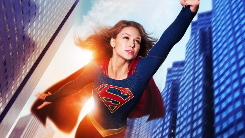 Supergirl serial dc comics