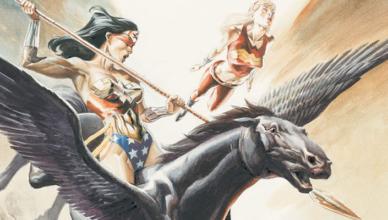 Wonder Woman Oczy Gorgony