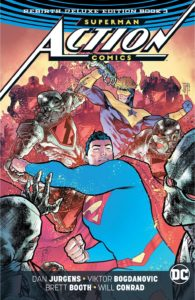 Action Comics: Rebirth Deluxe Edition Book 3