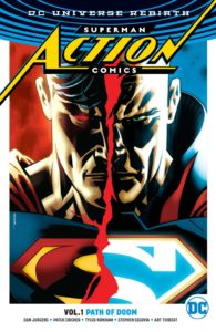 Action Comics Vol. 1: Path of Doom