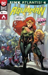Aquaman #40