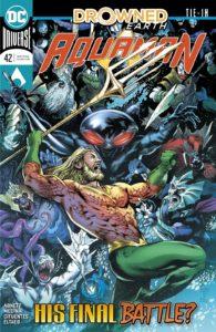 Aquaman #42