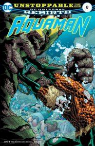 Aquaman #8