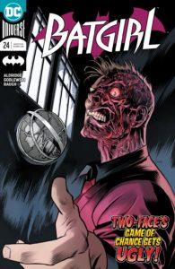 Batgirl #24
