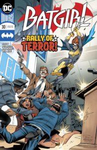 Batgirl #30