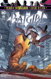 Batgirl #40