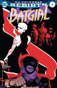 Batgirl #5