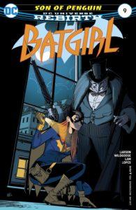 Batgirl #9