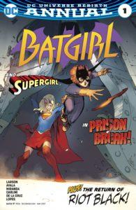 Batgirl Annual #1