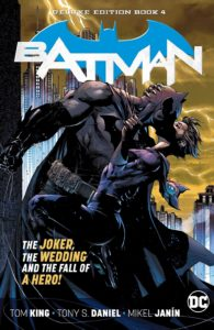 Batman: Deluxe Edition Book 4