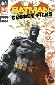Batman: Secret Files #1
