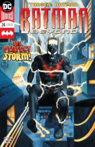 Batman Beyond #24
