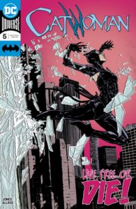 Catwoman #5