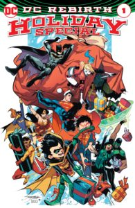 DC Rebirth Holiday Special #1
