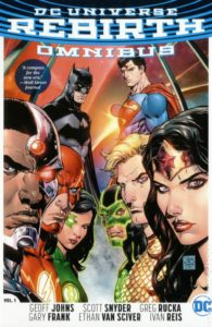 DC Universe: Rebirth Omnibus