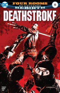Deathstroke #10