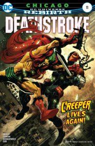 Deathstroke #11