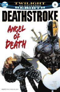Deathstroke #16