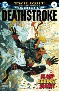 Deathstroke #18