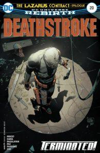 Deathstroke #20