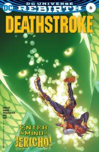 Deathstroke #6