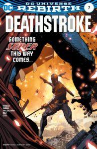 Deathstroke #7