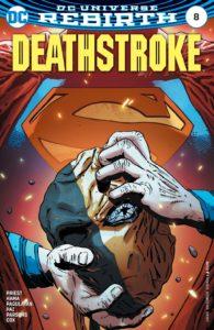 Deathstroke #8