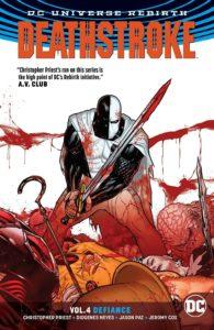 Deathstroke Vol. 4: Defiance
