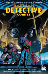 Detective Comics Vol. 5: A Lonely Place of Living