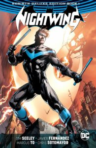 Nightwing: Rebirth Deluxe Edition Book 1