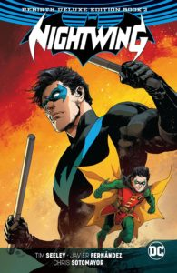Nightwing: Rebirth Deluxe Edition Book 2