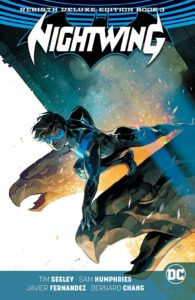 Nightwing: Rebirth Deluxe Edition Book 3
