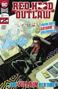 Red Hood: Outlaw #33