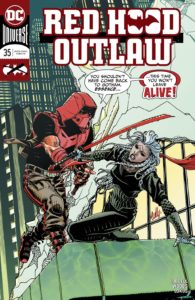 Red Hood: Outlaw #35