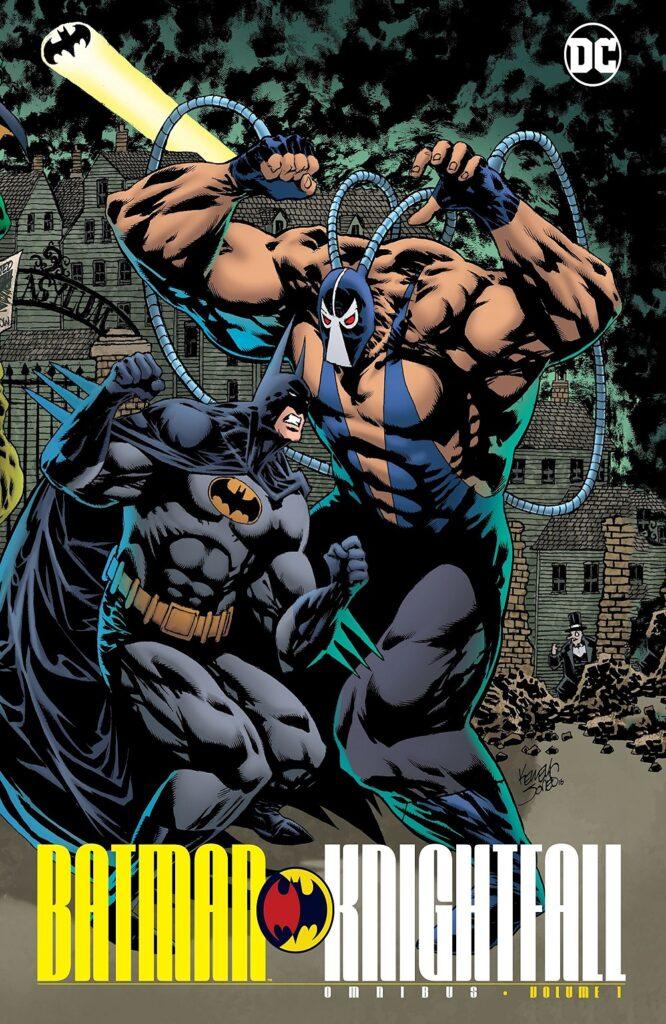 Batman: Knightfall Omnibus - Volume 1